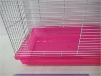"""""""Used"""" ML Clear Plastic Dwarf Hamster, Mice Cage"""