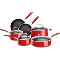 """""""Used"""" Whirlpool K.Aid10Pc S/S Cookware Set C.A."""