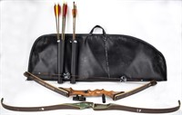"Lot of Bear ""Brown Bear"" Compound Bow"