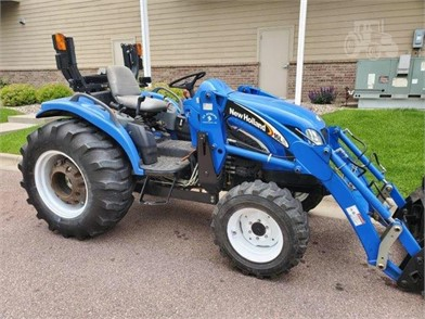 NEW HOLLAND TC45 For Sale - 12 Listings | TractorHouse com - Page 1 of 1