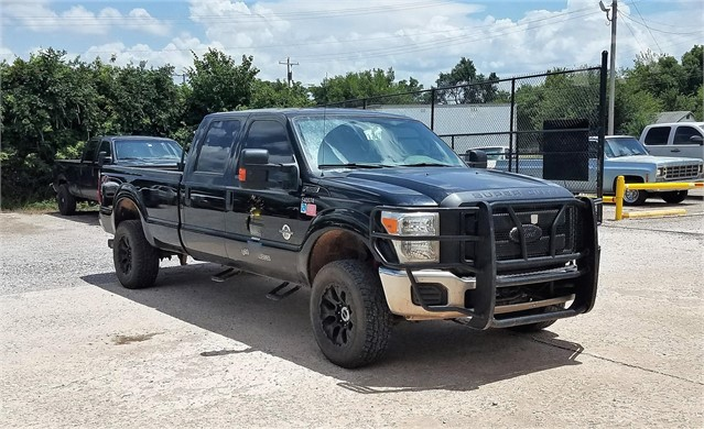 2016 Ford F350 >> Lot 7734 2016 Ford F350