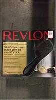 REVLON SALON ONE STEP HAIR DRYER & STYLER