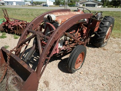 FORD Farm Equipment Online Auction Results - 920 Listings