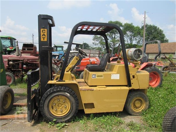 CATERPILLAR V80D Lifts For Sale - 3 Listings | LiftsToday com | Page