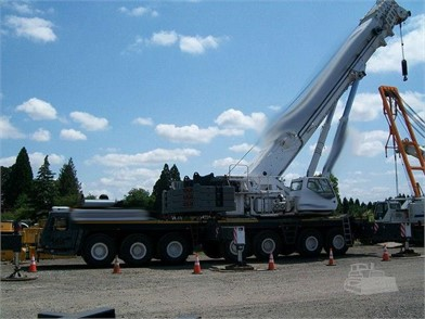 Sandhill Cranes In Epic Oak Grove >> Grove Gmk7550 For Sale 9 Listings Machinerytrader Com Page 1 Of 1