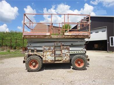 Construction Equipment For Sale In Moline, Illinois - 7505