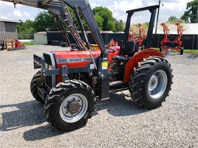 MASSEY-FERGUSON 240 For Sale - 16 Listings | TractorHouse com - Page