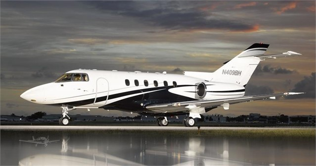 1999 HAWKER 800XP For Sale In Colleyville, Texas