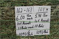 Hay, Bedding, Firewood #28 (07/10/2019) PREBID ONLINE