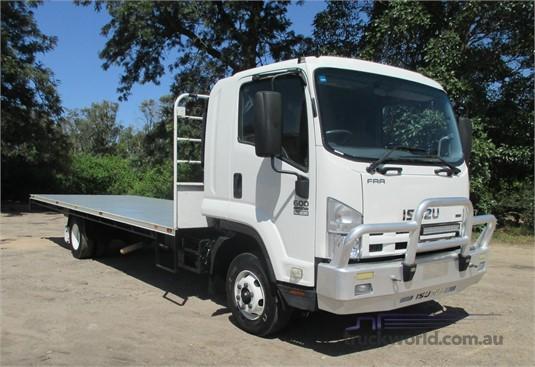 2009 Isuzu FRR 600 Trucks for Sale
