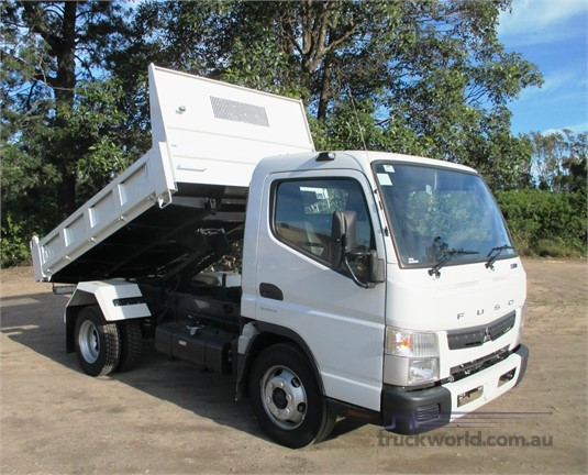 2018 Mitsubishi Canter 815 Wide Trucks for Sale