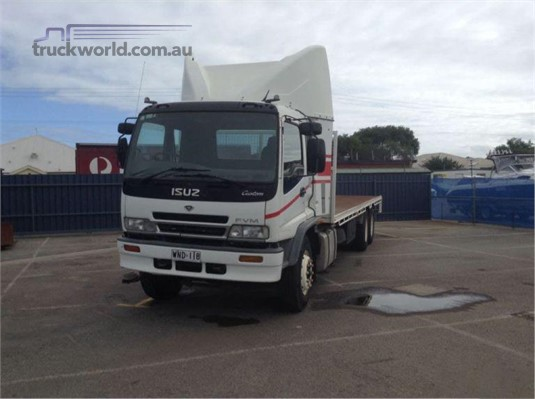 2000 Isuzu FVM  - Trucks for Sale