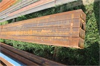 2X5 METAL TUBBING 14 GA (16) 11 FT