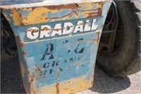 GRADALL 534D 42 TELEHANDLER ROTATING MAST 5100 HRS