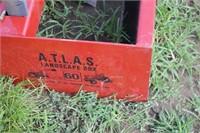 NEW ATLAS 5 FT BOX BLADE