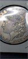 1882 S morgan silver $1 collector coin