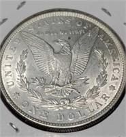 1886 morgan silver $1 collectable coin