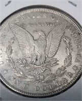 1890 morgan silver $1 collectable coin