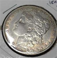 1896 O Morgan silver $1 collectable coin