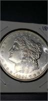 1899 Morgan Silver $1 collectable coin