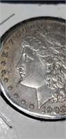 1900 O Morgan silver $1 collectable coin