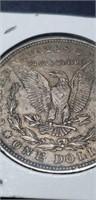 1921 Morgan silver $1 collectable coin