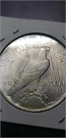 1922 Peace Silver $1 collectable coin