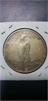 1926 D peace silver $1 collectable coin