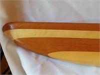 Arrowprop Wooden Propeller Clock