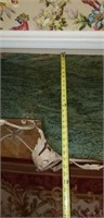 Architectural Hall Table Green Marble Top NICE
