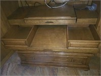 Beautiful Large Wooden TV Cabinet