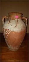 Vintage Handmade Utility Jug Vessel Vase