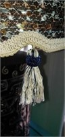 Beautiful middle eastern style lamp with shade