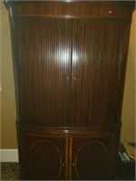 Tall Beautiful Wooden Cabinet Armoire