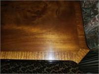 Pair of Wooden 3 Drawer Henkel-Harris Nightstands