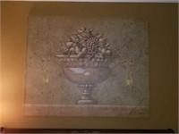 Large Beautiful Decorative Picture