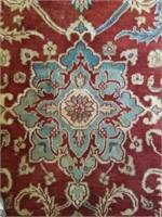 Beautiful Vintage Handmade Persian Room Rug