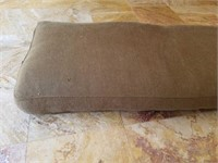 Very Nice Large Heavy Weighted Long Cushion