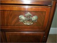 Beautiful Drexel Wooden Side Table
