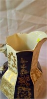 Antique Porcelain Wine Water Pitcher