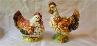 Intrada Made In Italy Hen and Rooster
