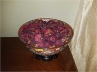 Vintage Style Macau Decorative Bowl
