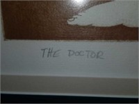 """The Doctor"" Print by Woody Johnson?"