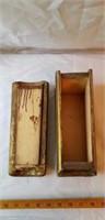 Vintage Wooden Egyptian style Box
