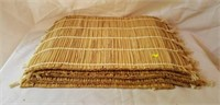 Lot of 8 Straw Primitive Placemats
