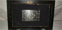 African Inlaid Box