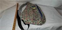 Kavu Floral Shoulder Bag