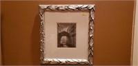 Nice framed Paris Print