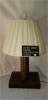 Antique Book Style Very Cool Table Lamp