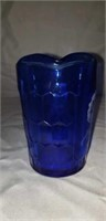 Shirley Temply Cobalt Blue Small Pitcher